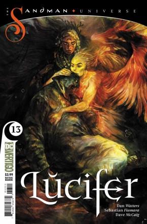 LUCIFER #13 (2018 SERIES)