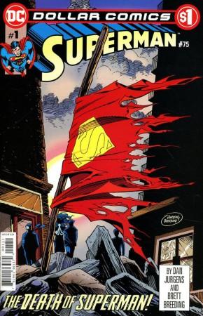 DOLLAR COMICS SUPERMAN #75