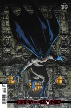 BATMAN #82 (2016 SERIES) CARD STOCK VARIANT