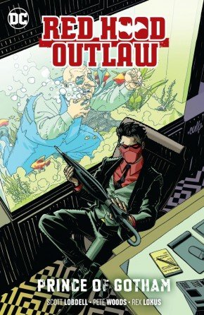RED HOOD OUTLAW VOLUME 2 PRINCE OF GOTHAM GRAPHIC NOVEL