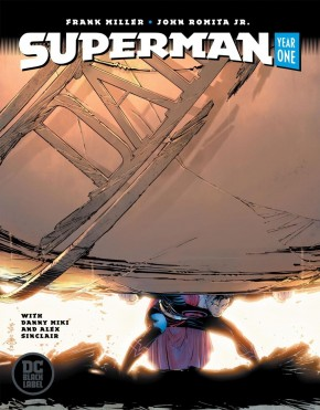 SUPERMAN YEAR ONE HARDCOVER