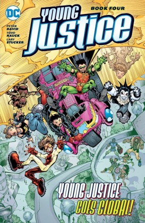 YOUNG JUSTICE BOOK 4 GRAPHIC NOVEL