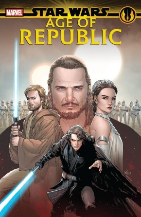 STAR WARS AGE OF REPUBLIC HARDCOVER