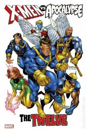 X-MEN VS APOCALYPSE THE TWELVE OMNIBUS HARDCOVER