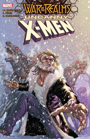 WAR OF THE REALMS UNCANNY X-MEN GRAPHIC NOVEL
