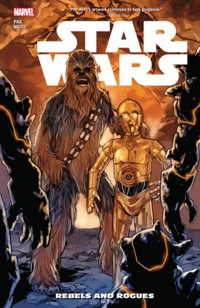 STAR WARS VOLUME 12 REBELS AND ROGUES GRAPHIC NOVEL