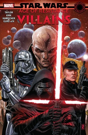 STAR WARS AGE OF RESISTANCE VILLAINS GRAPHIC NOVEL