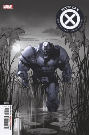 HOUSE OF X #5 (2ND PRINTING)
