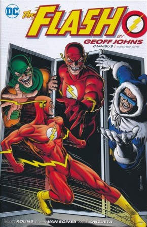 FLASH OMNIBUS BY GEOFF JOHNS VOLUME 1 HARDCOVER (NEW EDITION)