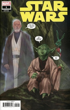 STAR WARS #1 (2020 SERIES) NOTO PARTY VARIANT