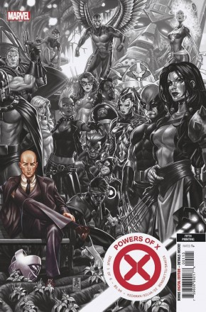 POWERS OF X #1 5TH PRINTING