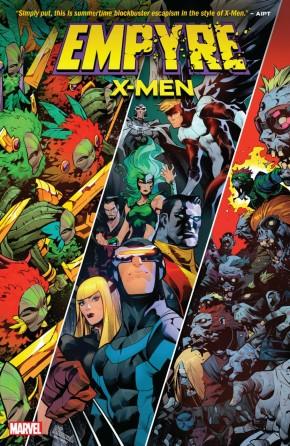 EMPYRE X-MEN GRAPHIC NOVEL