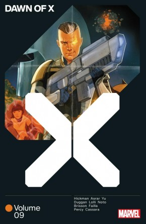 DAWN OF X VOLUME 9 GRAPHIC NOVEL