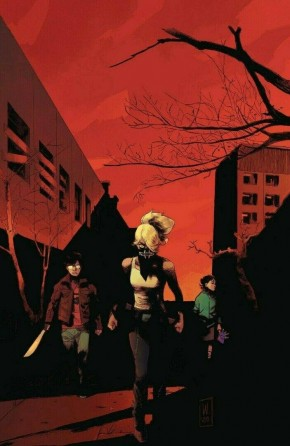 SOMETHING IS KILLING THE CHILDREN #11 ONE PER STORE THANK YOU VARIANT