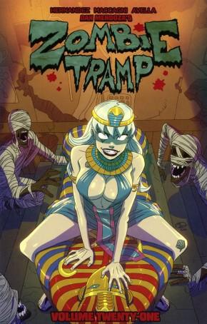 ZOMBIE TRAMP VOLUME 21 GRAPHIC NOVEL