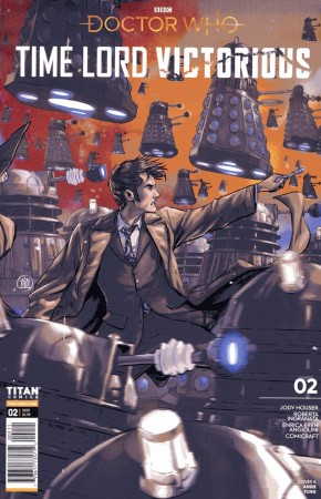 DOCTOR WHO TIME LORD VICTORIOUS #2