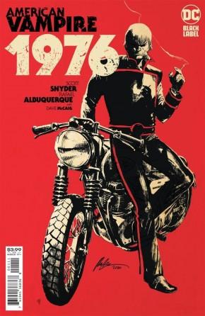 AMERICAN VAMPIRE 1976 #1 COVER A