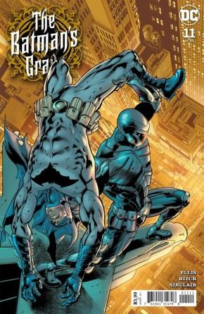 BATMANS GRAVE #11