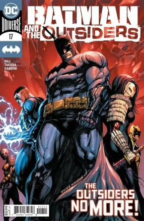 BATMAN AND THE OUTSIDERS #17 (2019 SERIES)