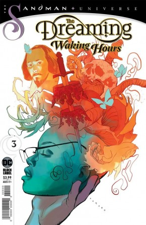 DREAMING WAKING HOURS #3