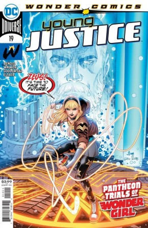YOUNG JUSTICE #19 (2019 SERIES)