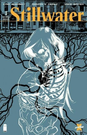 STILLWATER BY ZDARSKY AND PEREZ #1 2ND PRINTING