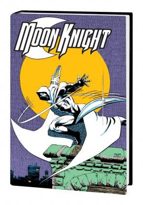 MOON KNIGHT OMNIBUS VOLUME 2 HARDCOVER FRANK MILLER DM VARIANT COVER
