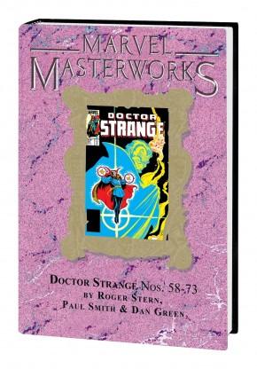 MARVEL MASTERWORKS DOCTOR STRANGE VOLUME 10 DM VARIANT #319 EDITION HARDCOVER