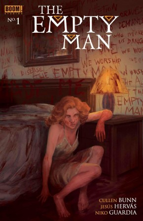 EMPTY MAN #1 (2018 SERIES)