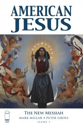 AMERICAN JESUS NEW MESSIAH #1  (PROJECT X-MAS)