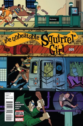 UNBEATABLE SQUIRREL GIRL VOLUME 2 #9