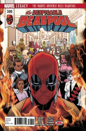 DESPICABLE DEADPOOL #300 (2017 SERIES)