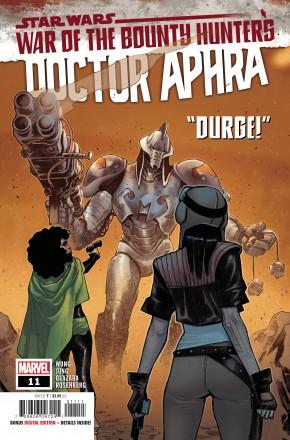 STAR WARS DOCTOR APHRA #11 (2020 SERIES)