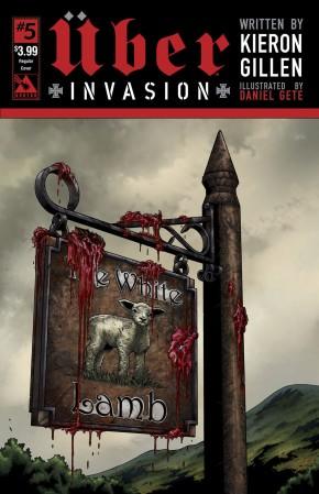 UBER INVASION #5