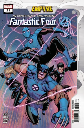FANTASTIC FOUR #21 (2018 SERIES)