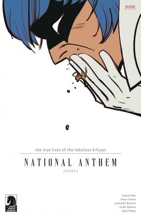 TRUE LIVES OF THE FABULOUS KILLJOYS NATIONAL ANTHEM #2
