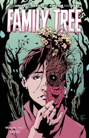 FAMILY TREE VOLUME 2 GRAPHIC NOVEL