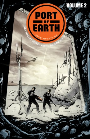 PORT OF EARTH VOLUME 2 GRAPHIC NOVEL