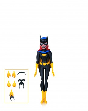 BATMAN THE ANIMATED SERIES NEW BATMAN ADVENTURES BATGIRL ACTION FIGURE