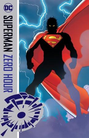 SUPERMAN ZERO HOUR GRAPHIC NOVEL