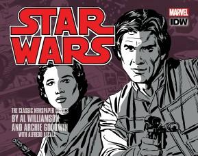 STAR WARS CLASSIC NEWSPAPER COMICS VOLUME 2 HARDCOVER