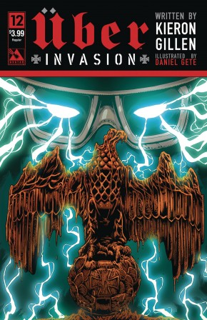 UBER INVASION #12