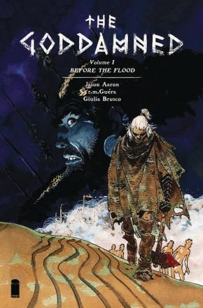 GODDAMNED VOLUME 1 THE FLOOD GRAPHIC NOVEL