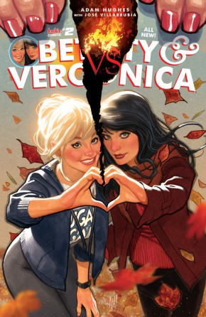 BETTY & VERONICA #2 ADAM HUGHES COVER A