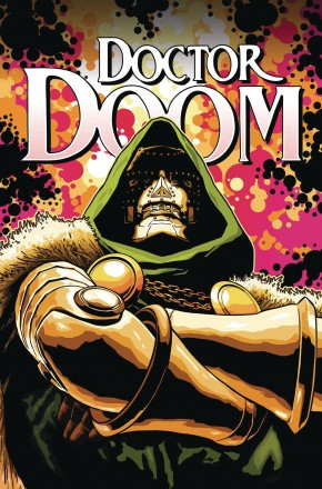 DOCTOR DOOM VOLUME 1 POTTERSVILLE GRAPHIC NOVEL