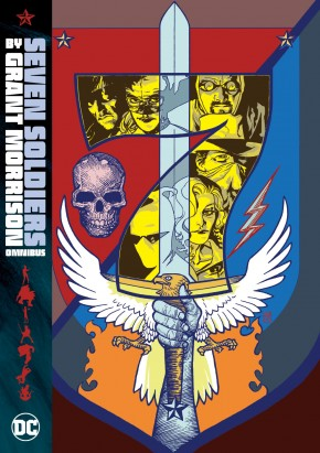 SEVEN SOLDIERS BY GRANT MORRISON OMNIBUS HARDCOVER