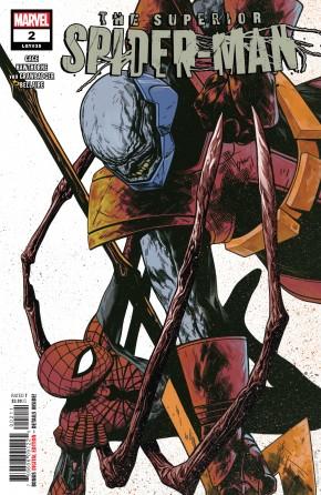 SUPERIOR SPIDER-MAN #2 (2018 SERIES)
