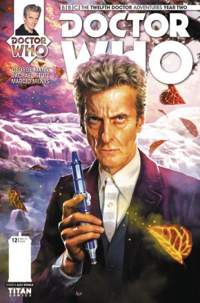 DOCTOR WHO 12TH YEAR TWO #12