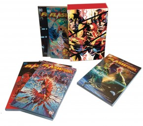 FLASHPOINT SLIPCASE SOFTCOVER BOX SET