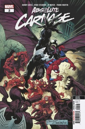 ABSOLUTE CARNAGE #2 3RD PRINTING